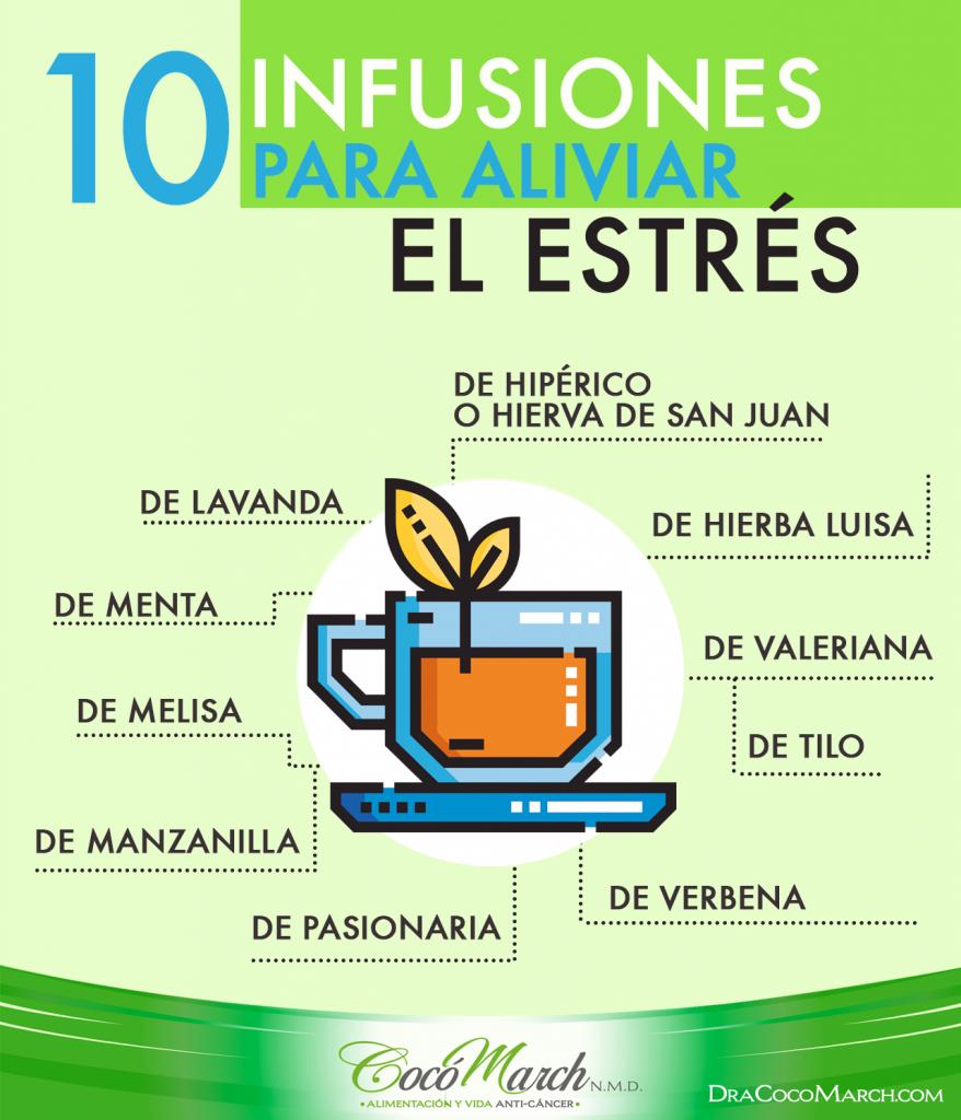 infusiones-para-el-estrés