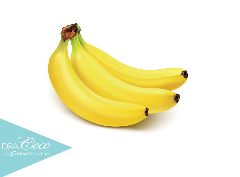 frutas-banana-sin-gluten