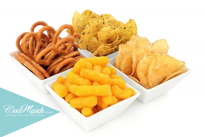 los-snacks-mas-cancerígenos