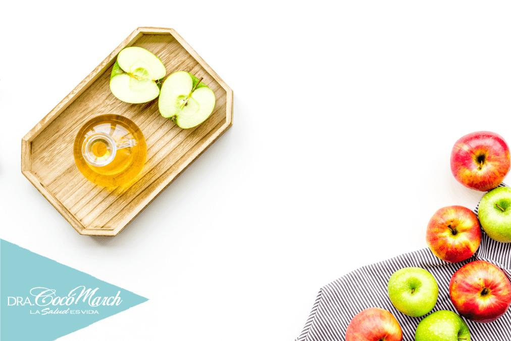 como tomar la sidra de manzana