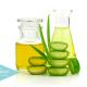 Aloe vera y aceite de oliva para la caída del cabello