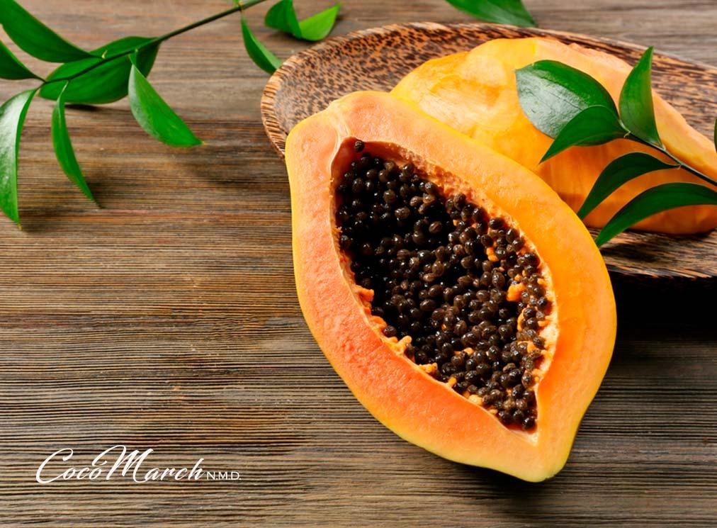Como tomar la semilla de papaya para adelgazar