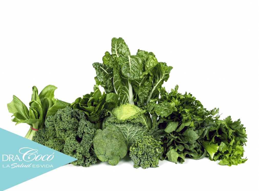 hojas-verdes-para-prevenir-pérdida-de-masa-ósea-en-la-menopausia