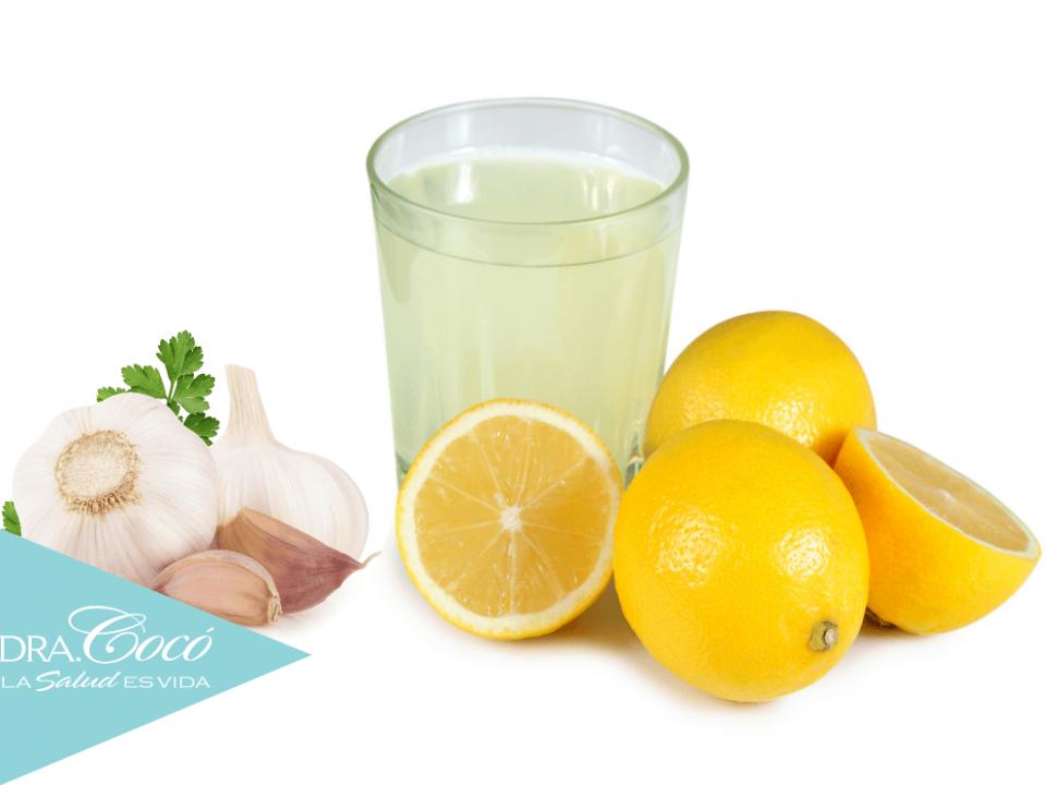 cómo-adelgazar-con-limón-y-ajo