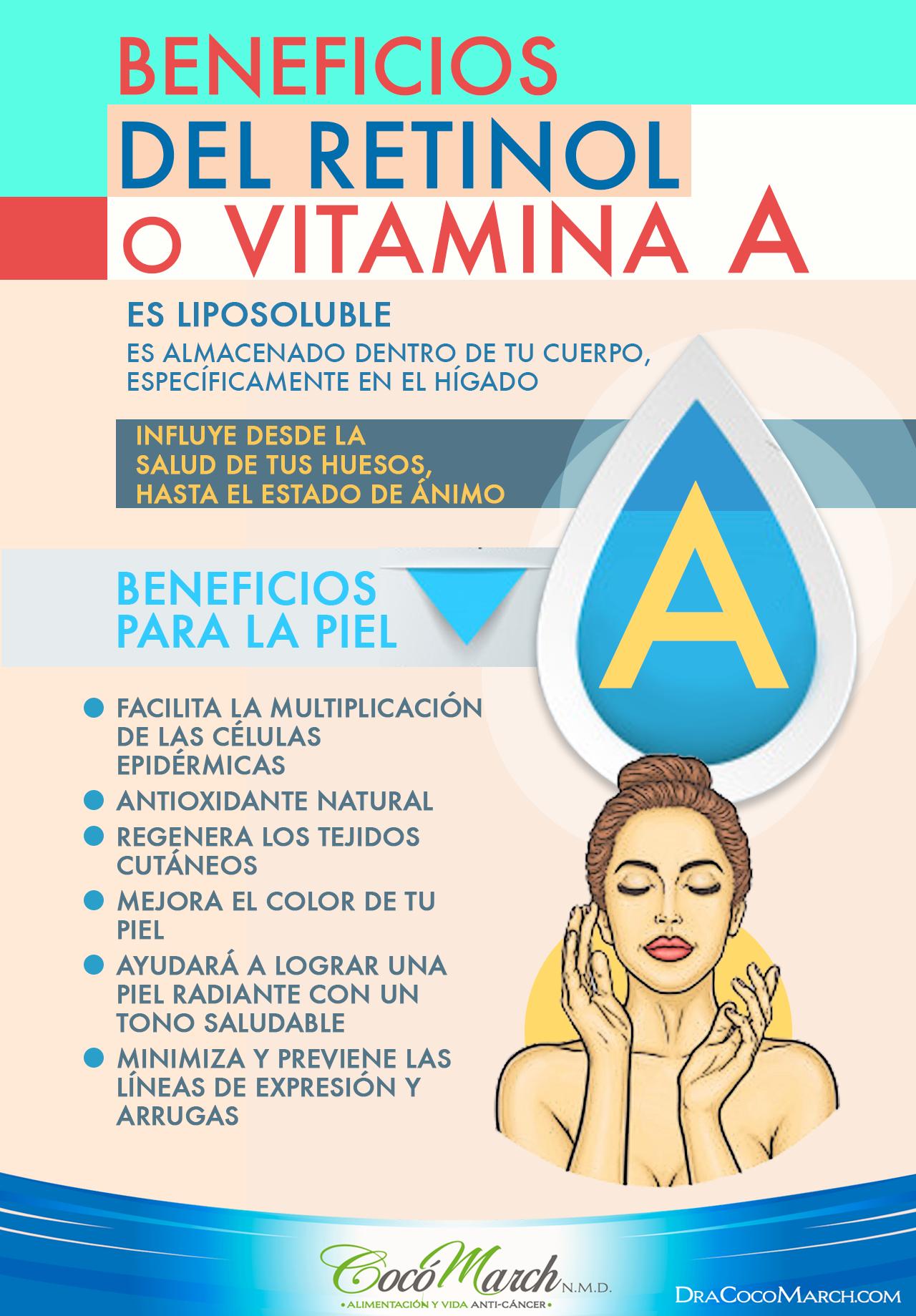 beneficios-del-retinol-o-vitamina-a