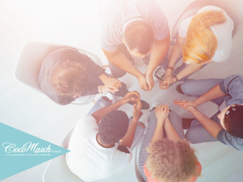 los-grupos-de-apoyo-en-la-lucha-contra-el-cáncer
