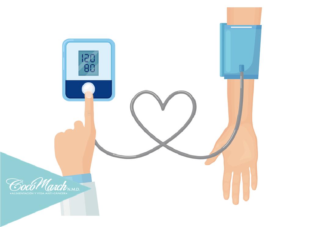 cómo-subir-presión-arterial