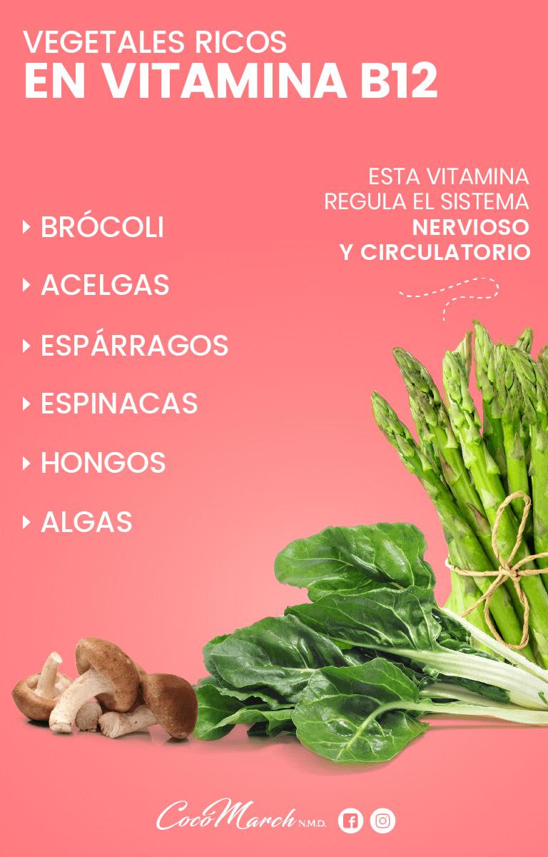 vegetales-ricos-en-vitamina-B12