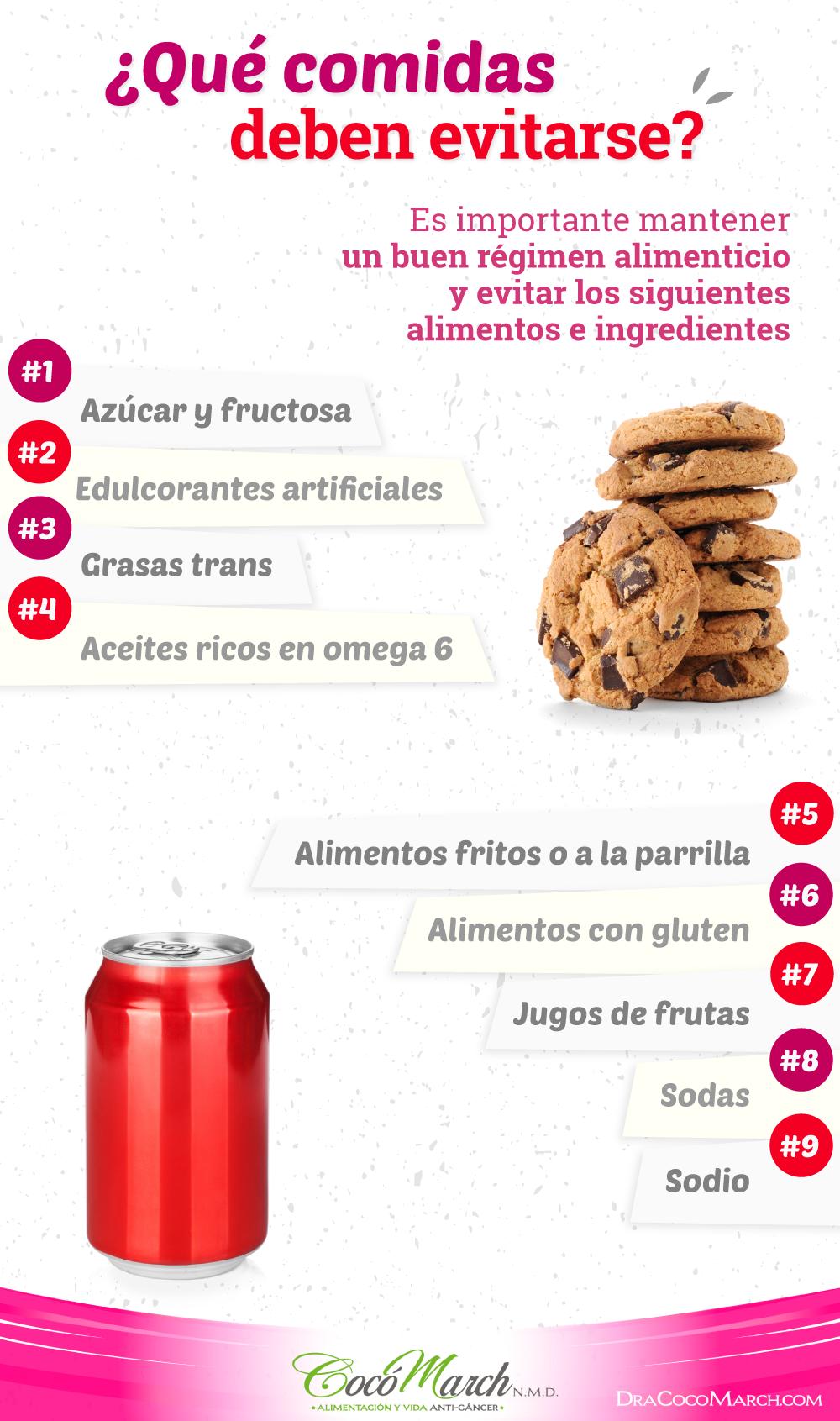qué-comidas-deben-evitarse