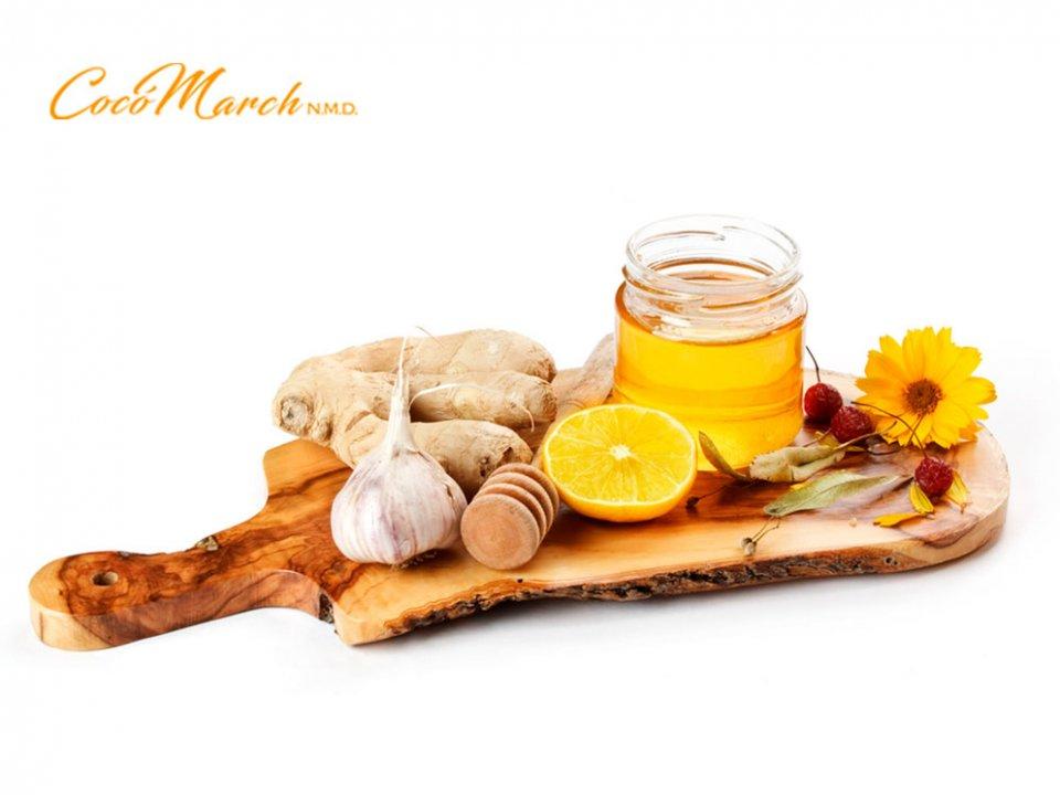 ajo-jengibre-y-miel-para-el-colesterol