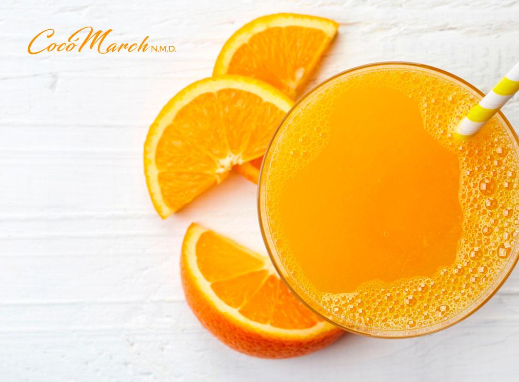jugo-de-naranja-para-hacer-crecer-las-uñas