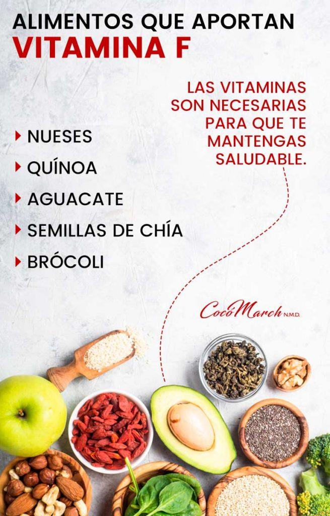 alimentos-ricos-en-vitamina-f