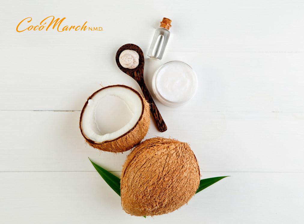 blanquear-codos-aceite-de-coco