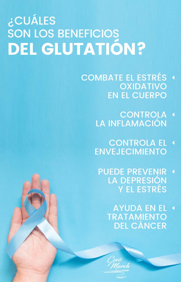 glutatión-beneficios