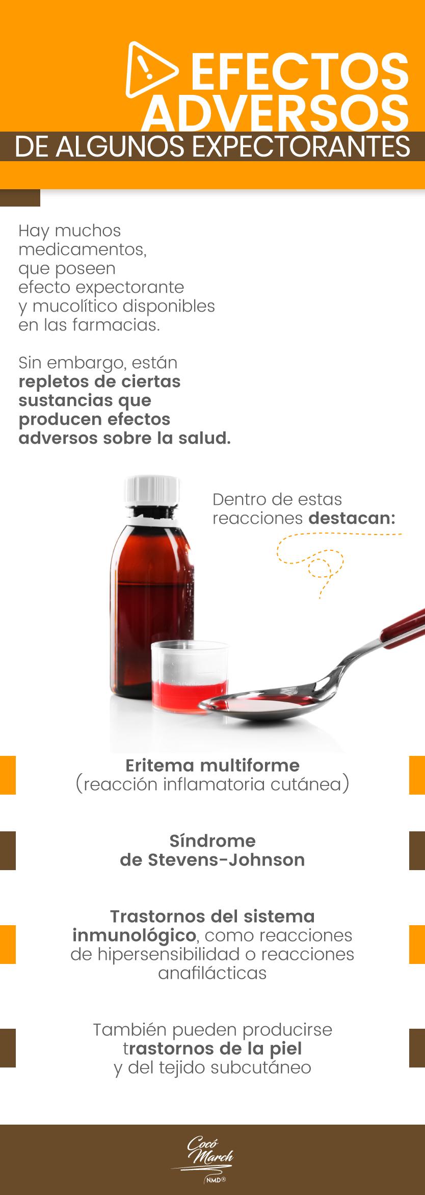 espectorantes-efectos-secundarios