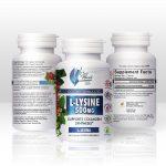 3 Units L-Lysine (3 pack)