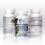 (3 Pack) 25 Billion Probiotics 3 units