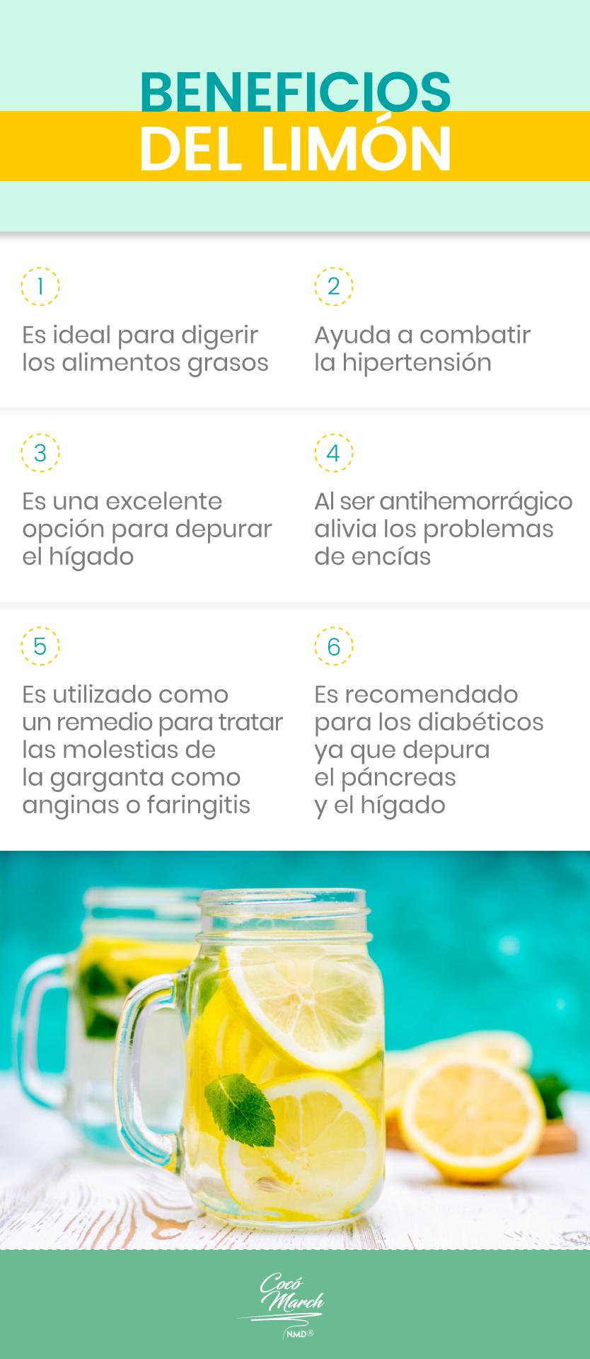 limón-beneficios
