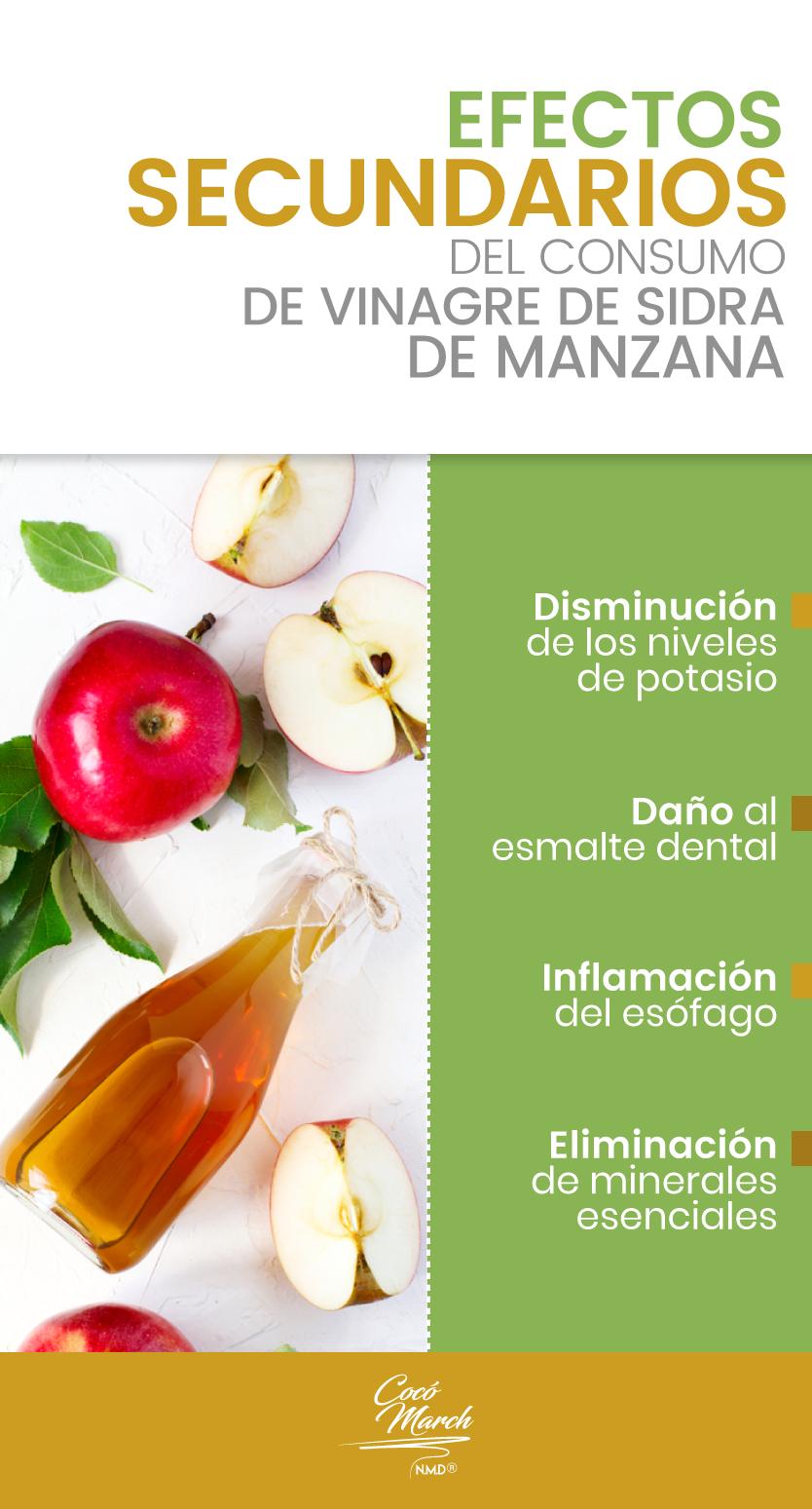efectos-secundarios-del-consumo-de-vinagre-de-sidra-de-manzana