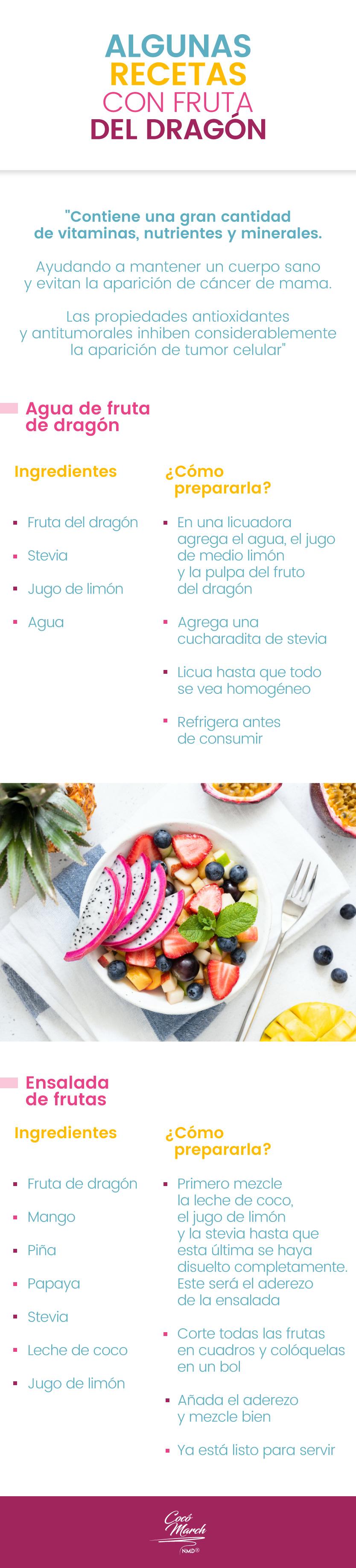 recetas-con-fruta-del-dragon