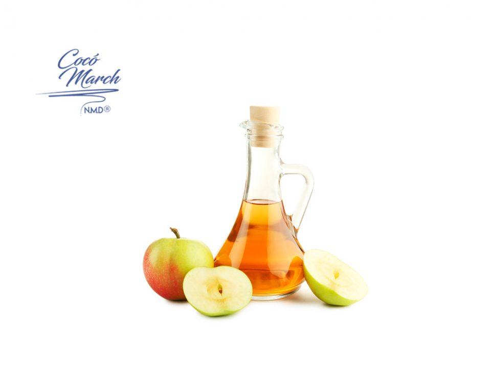 como-actua-el-vinagre-de-manzana-la-piel