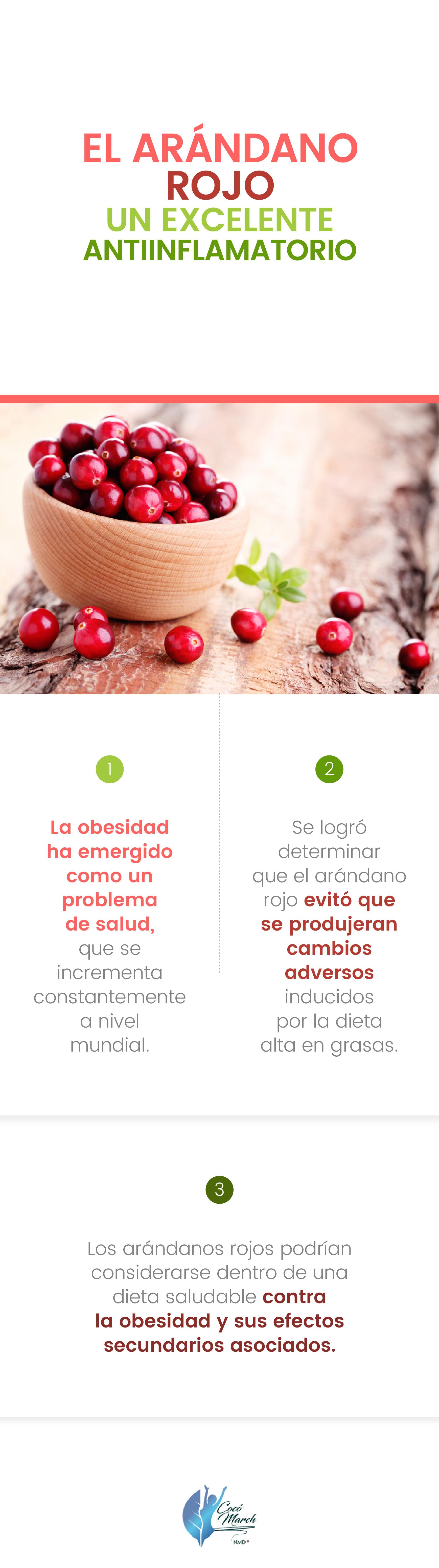 arandano-rojo-excelente-antiinflamatorio